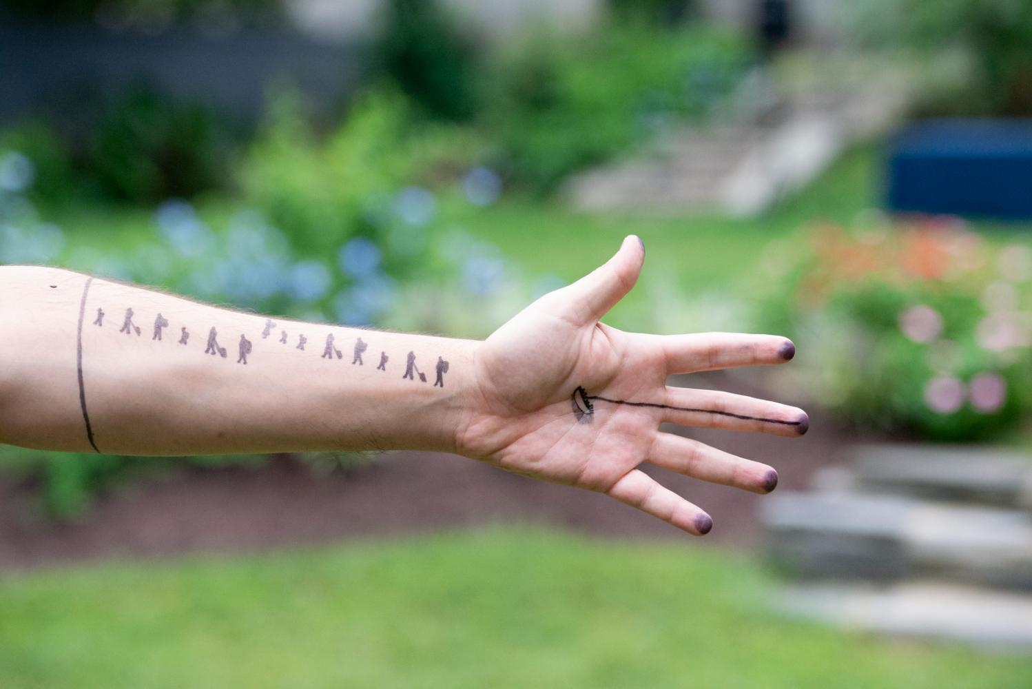 As Far As My Fingertips Take Me | Tania El Khoury
